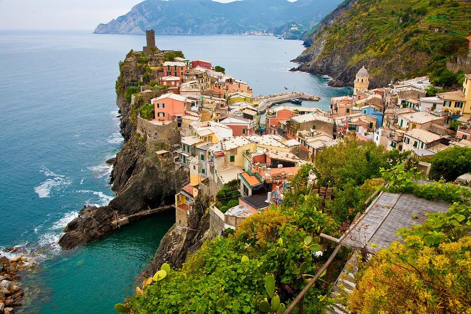 Les Merveilleuses Cinque Terre En Italie D Couvrir Le Monde