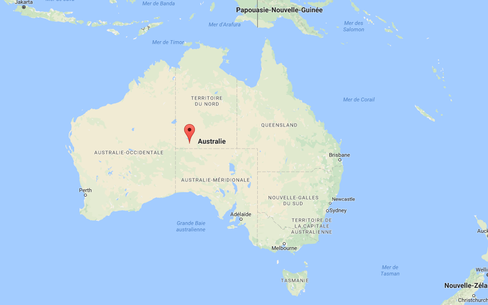 Carte Australie Ayers Rock.Australie Les Cascades Ephemeres D Uluru