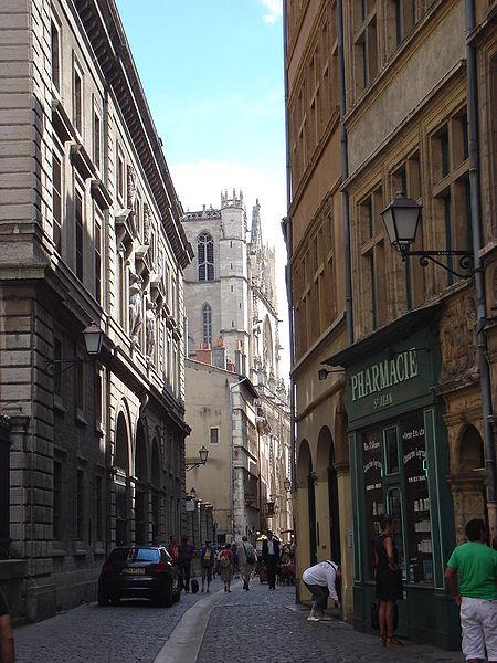Rue Saint-Jean, Lyon