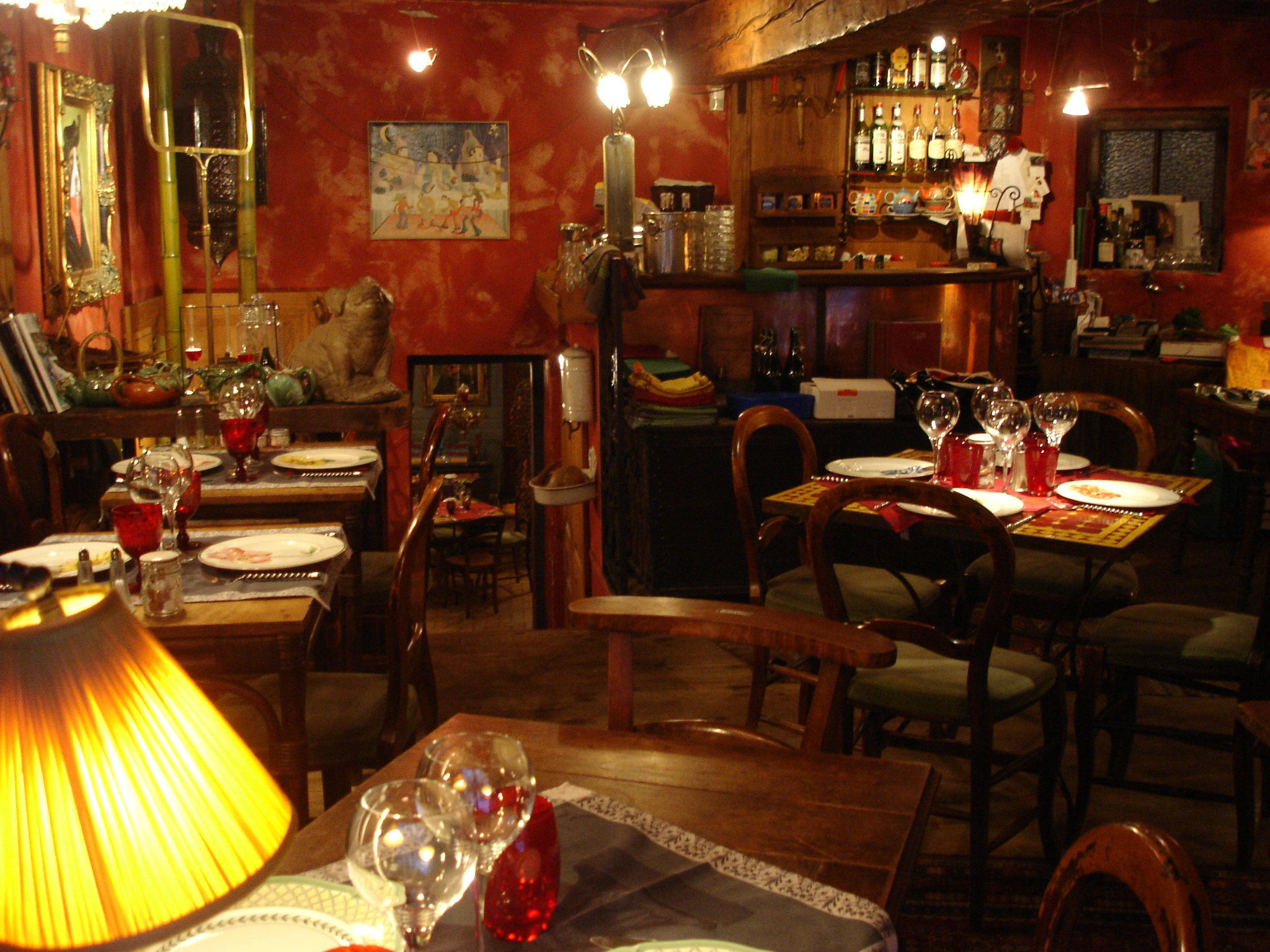 Bouchon Restaurant Lyon