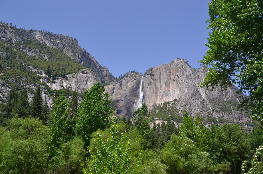 chutes d'eau de Yosemite