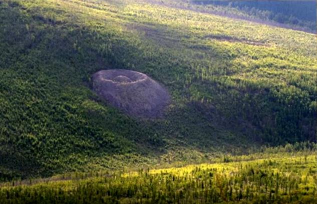 cratère patomsky