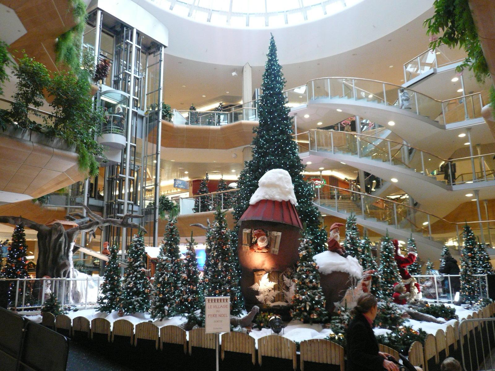 Centre commercial, La Part Dieu, Lyon