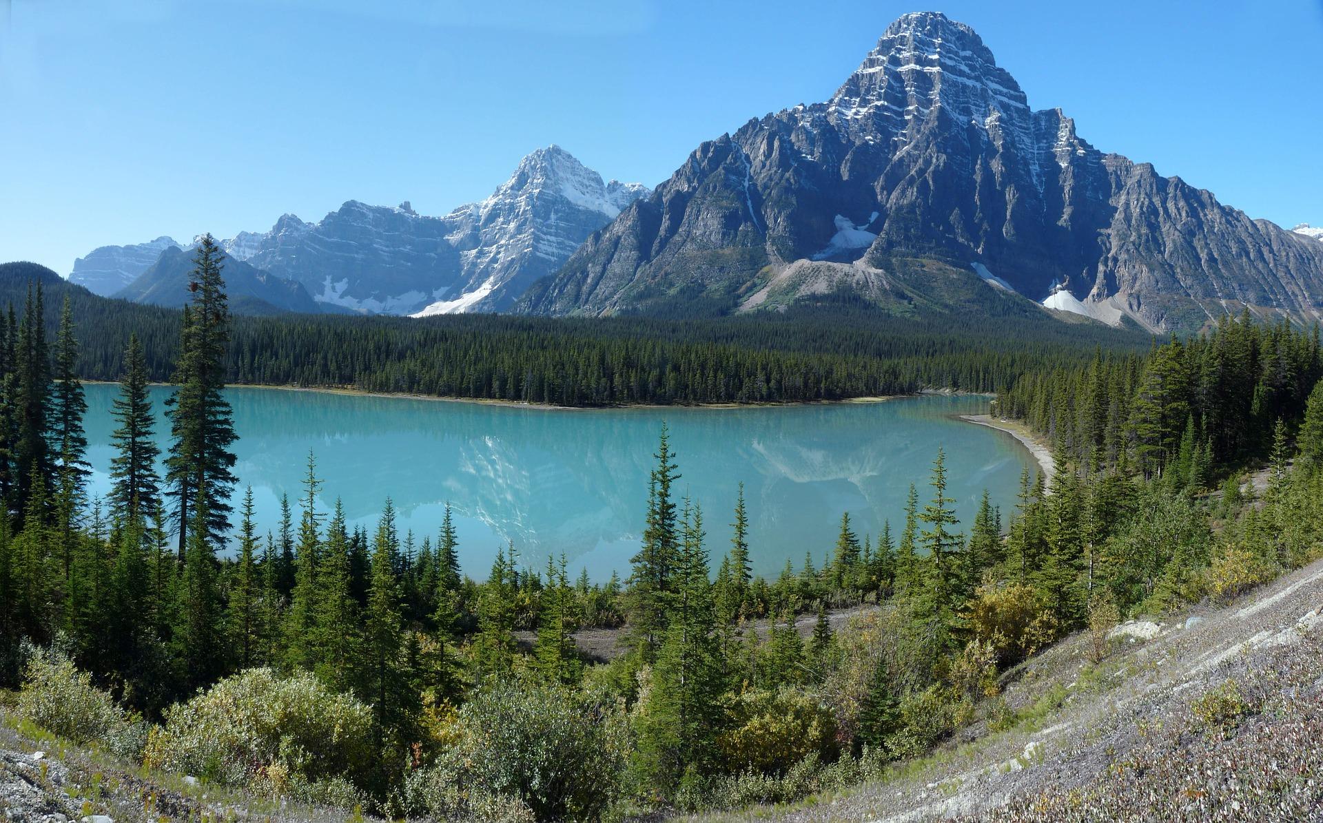 Parc de Banff, Canada