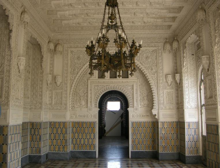 château sammezzano