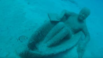 musée sous l'eau Lanzarote