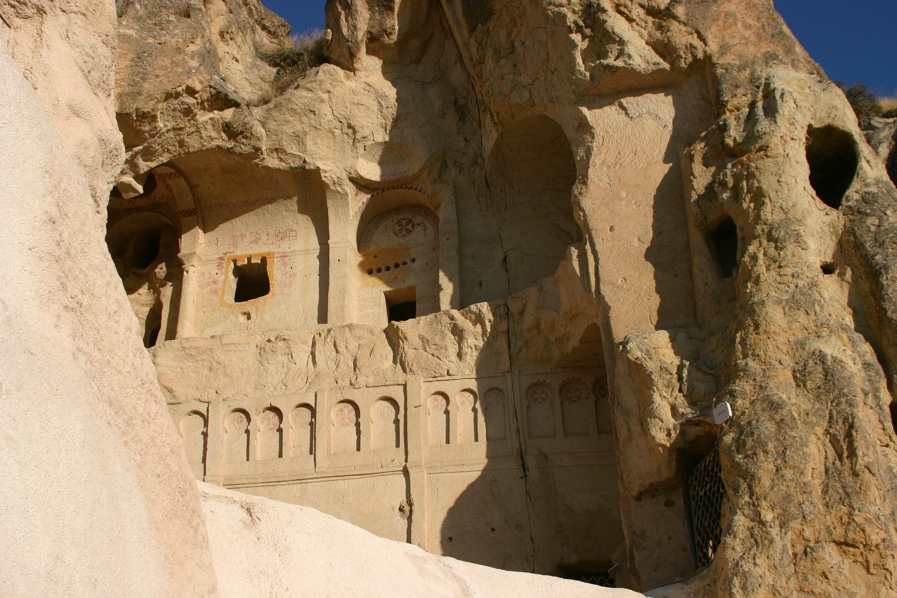 Parc national de Göreme et sites de Cappadoce