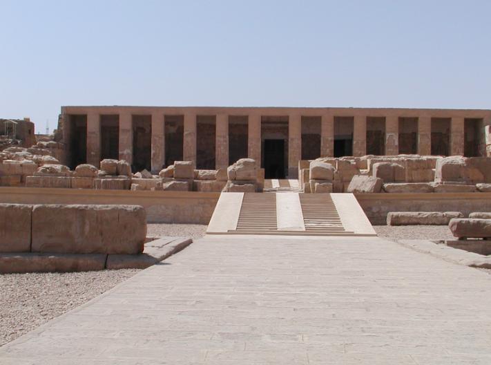Temple funéraire de Séthi Ier