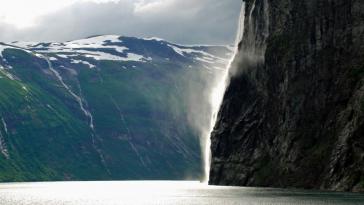 fjords de l'Ouest de la Norvège