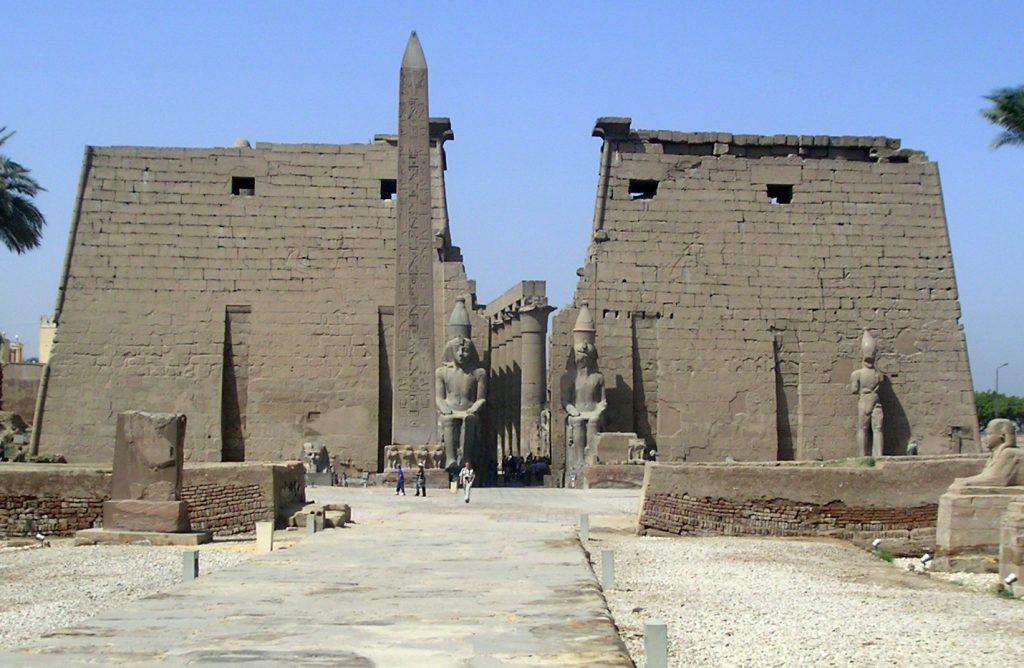 Le Temple d'Amon Louxor