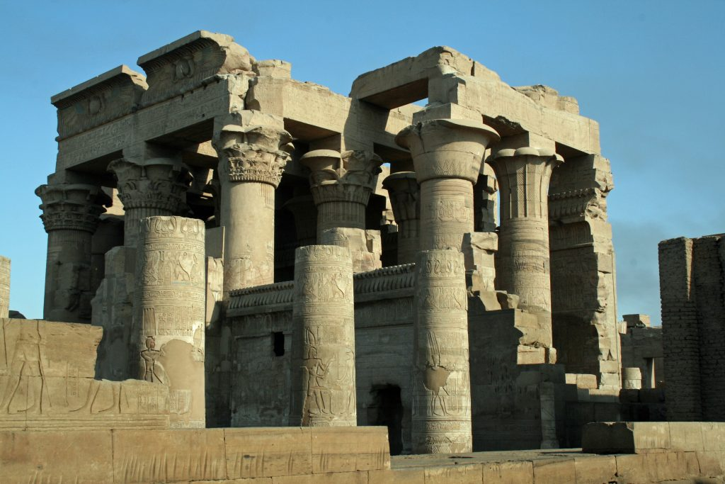 Le Temple de Sobek et Haroëris