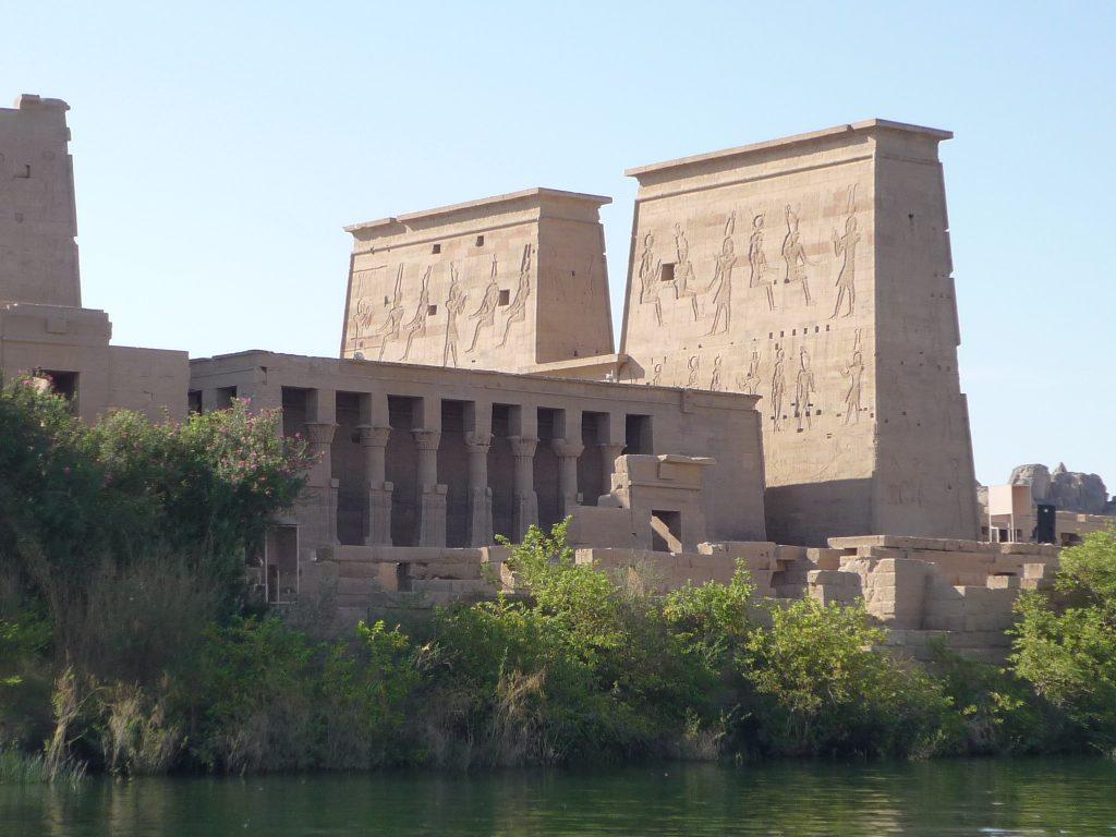 Temple Isis Philae