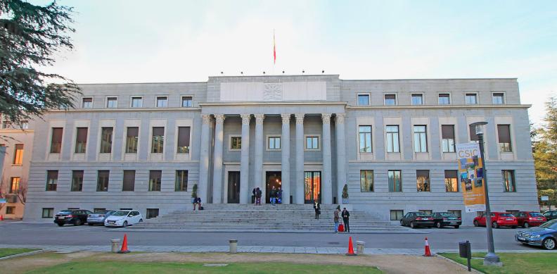 Conseil Supérieur de la recherche scientifique Madrid