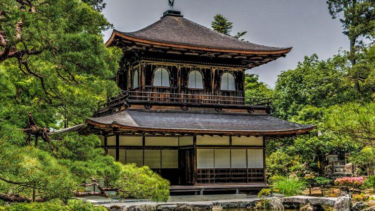 Ginkakuji Kyoto temples japon