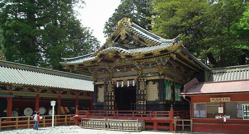 Nikko Tosho gu Nikko temples japon