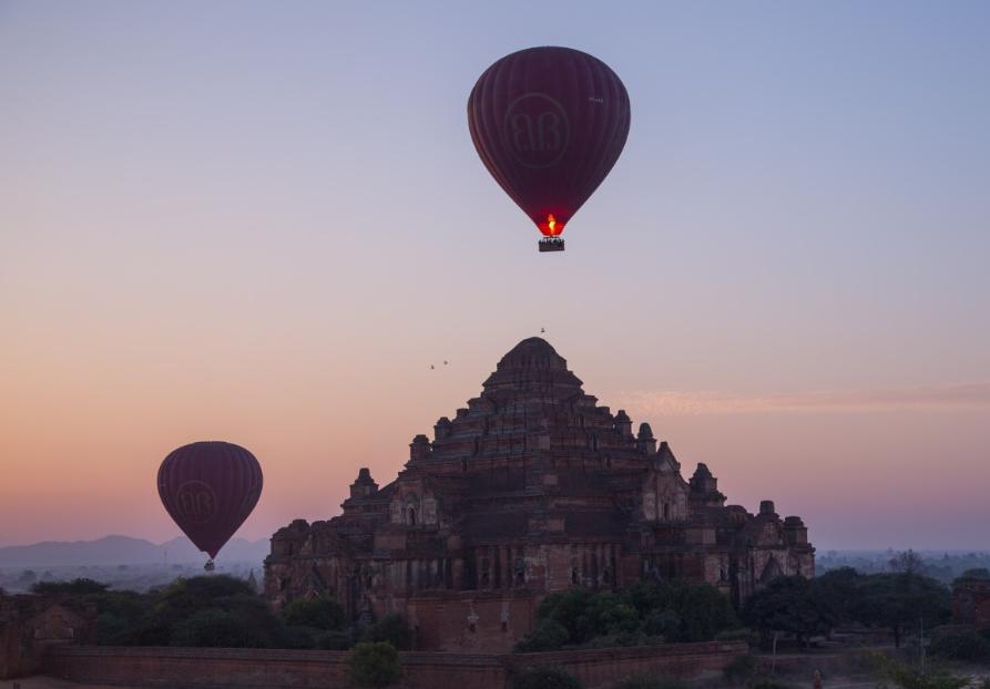 plaine de Bagan