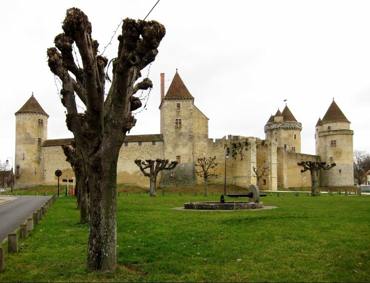 château Blandy-les-Tours