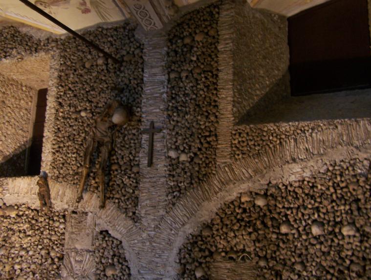 chapelle d'os Evora