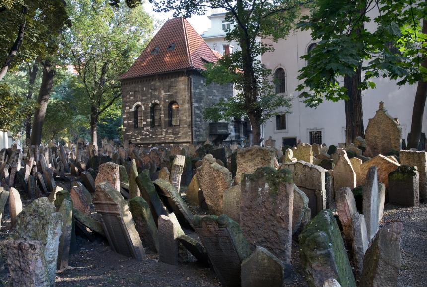 cimetière prague
