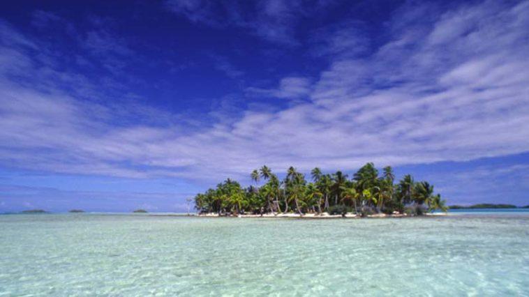 lagons mer plage île