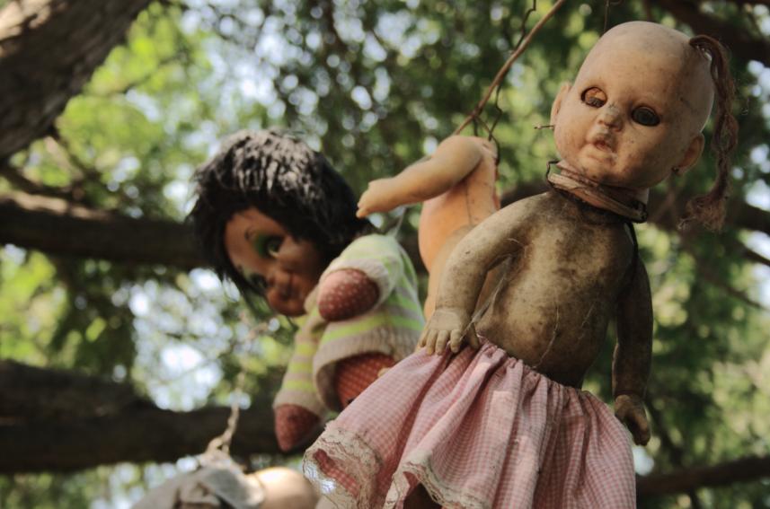 île aux poupées