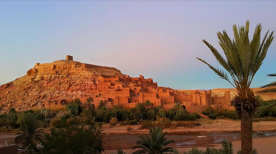 Aït Ben Haddou Maroc