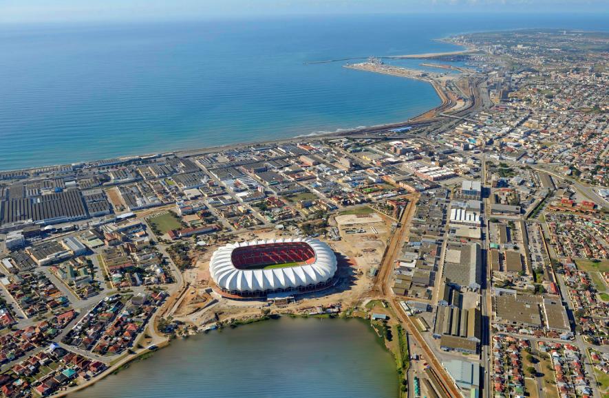 Port Elizabeth, Afrique du Sud