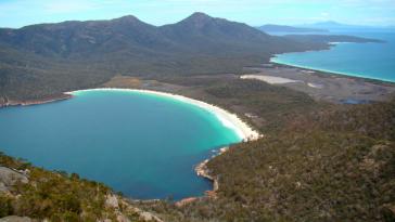Tasmanie, Freycinet