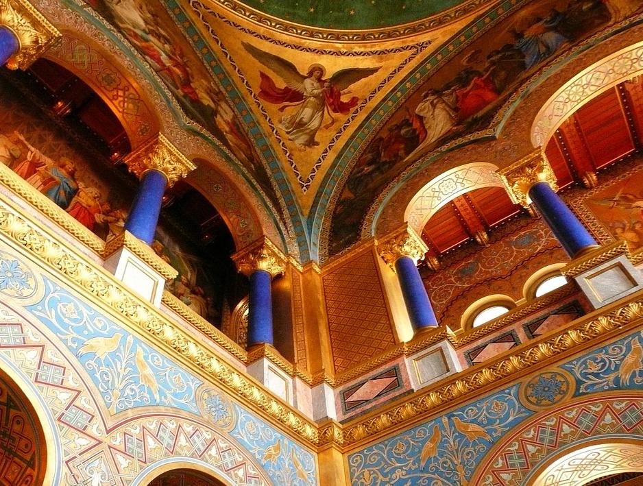 intérieur château Neuschwanstein