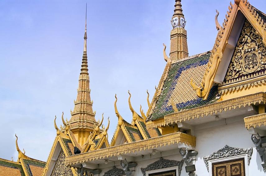 Palais Royal Cambodge