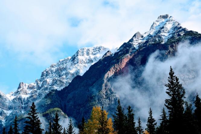 parc national Canada Jasper