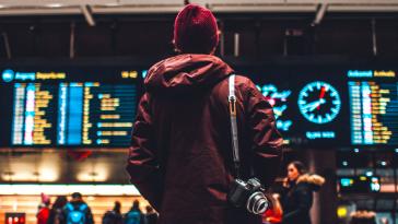 Aéroport, destinations tendance hiver