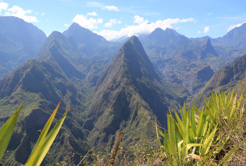 Maïdo, Réunion