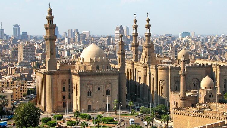 Mosquée Le Caire