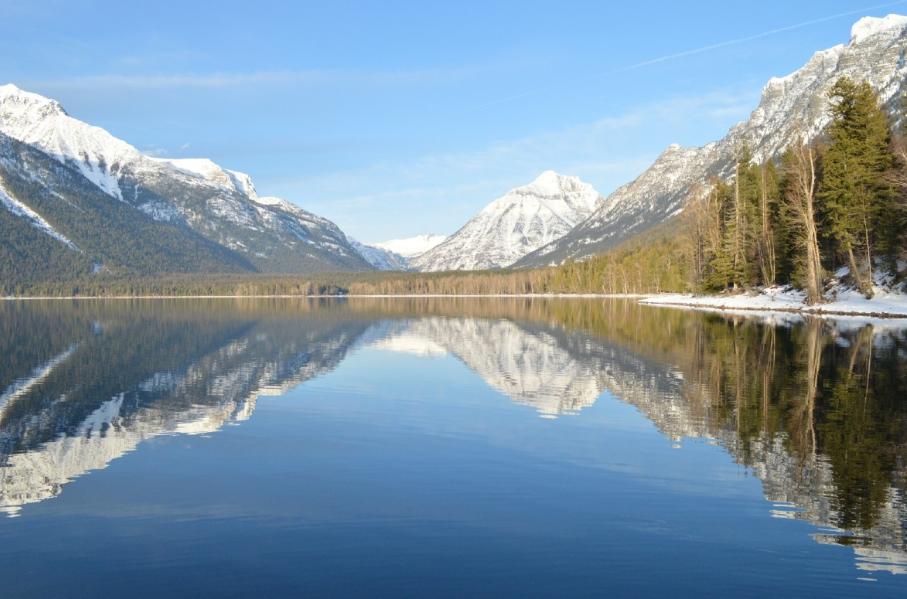 Parc national des Glaciers, Canada