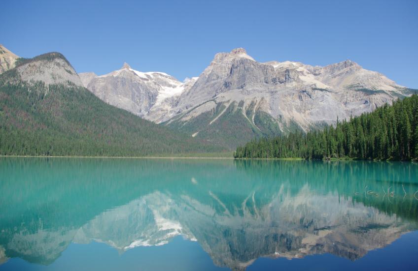 Parc national du Canada Yoho