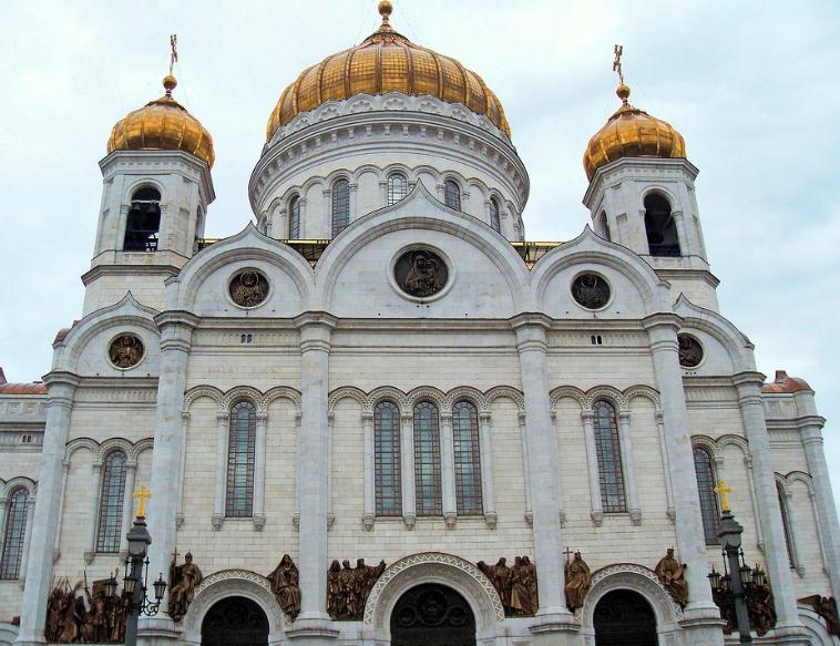 cathédrale du Christ Saint-Sauveur, Moscou