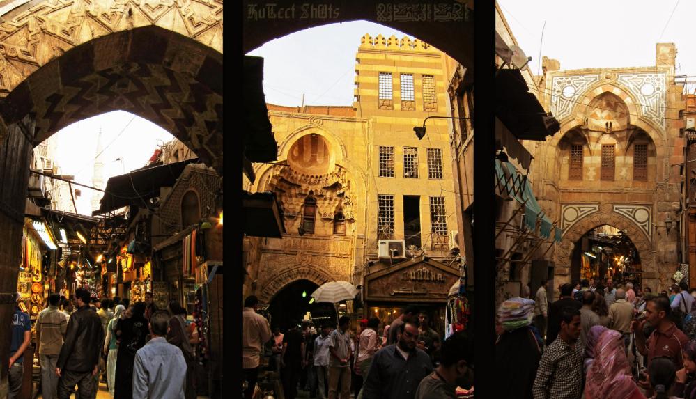 souk Khân el-Khalili