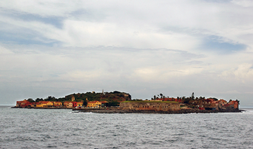 île de Gorée, Sénégal
