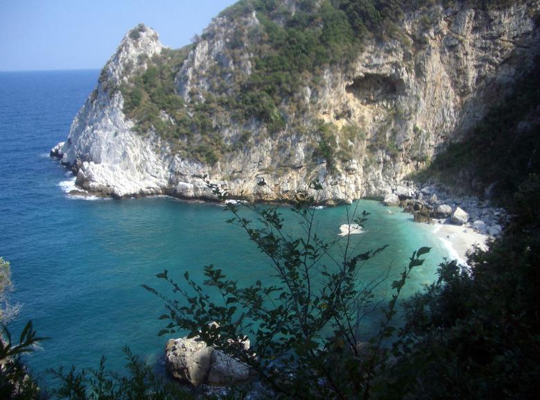 Fakistra Beach, Grèce