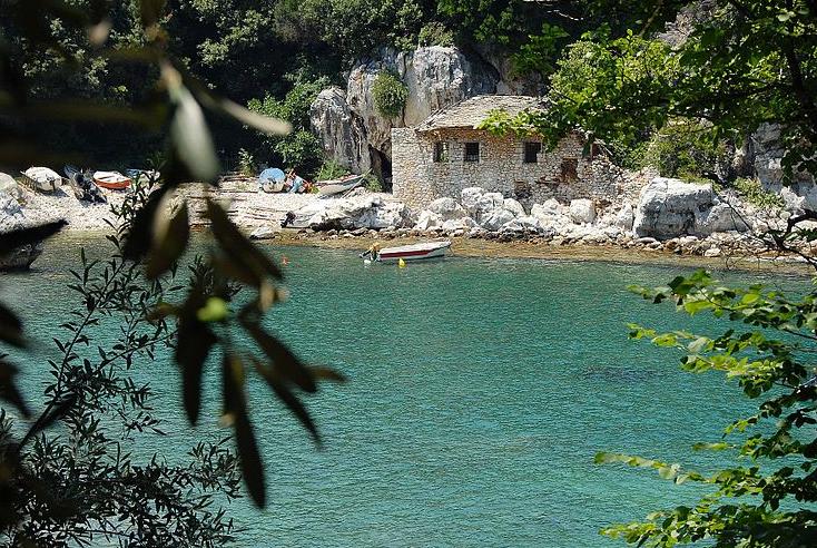 Mouresi, Grèce