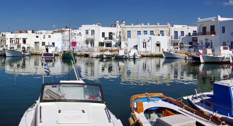 Naoussa, Grèce