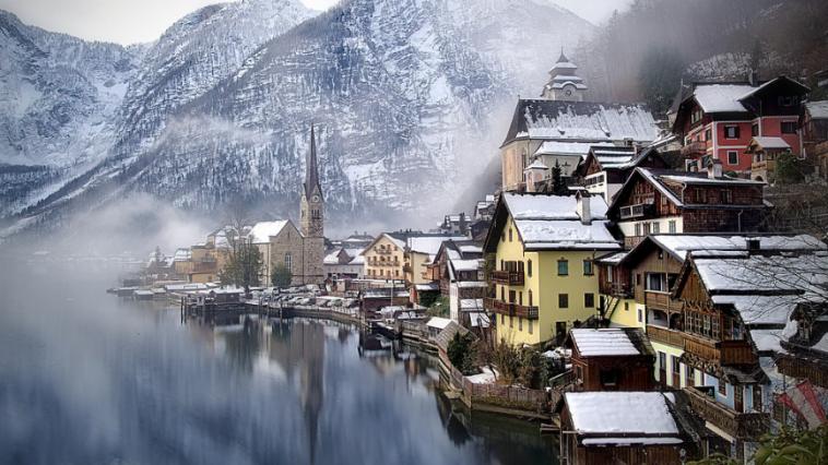 région Salzkammergut, Autriche
