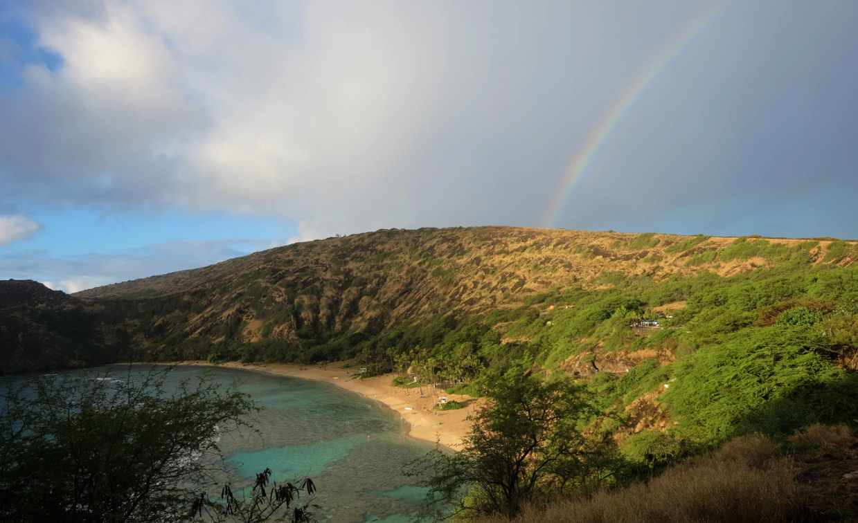 Baie d'Hanauma, Hawai