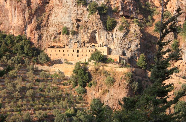 Vallée de Qadisha, Liban