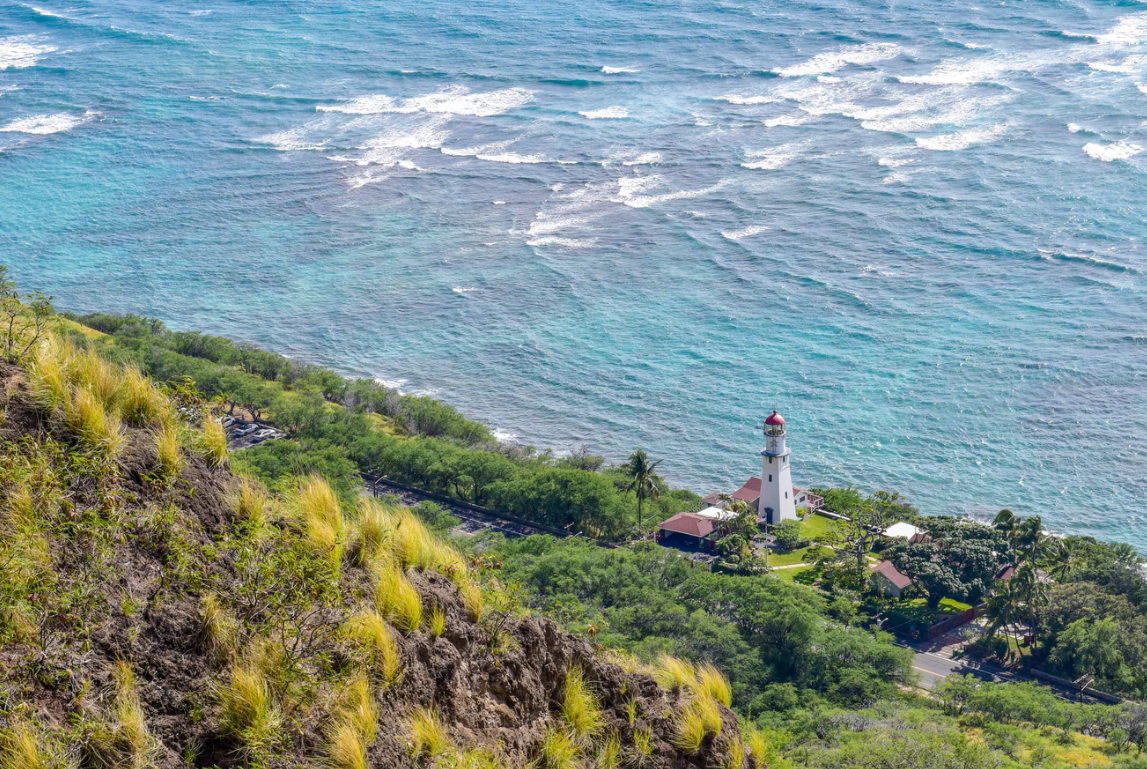 Diamond Head, Hawai