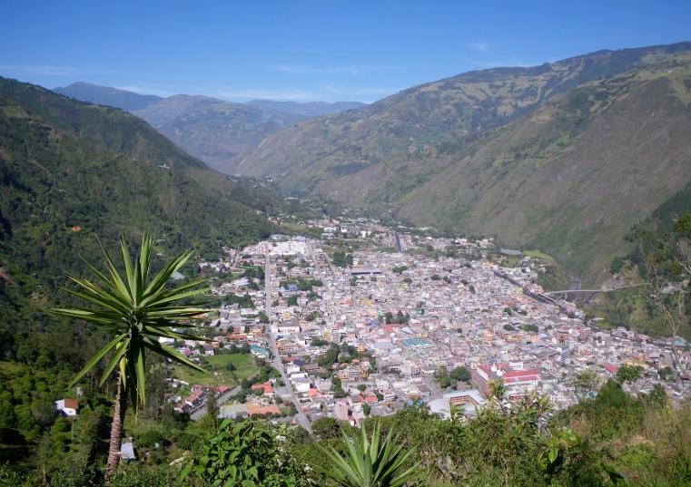 banos Equateur