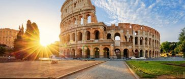monuments rome Colisée italie histoire empire romain