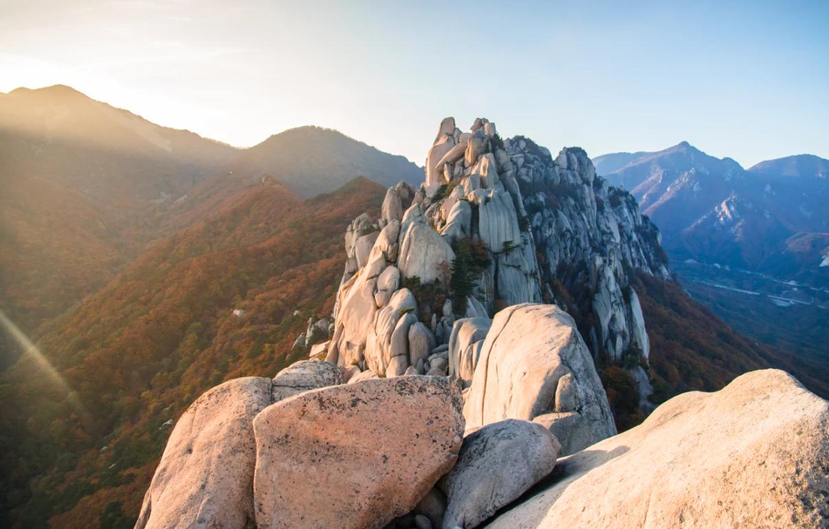 parc national Corée du Sud