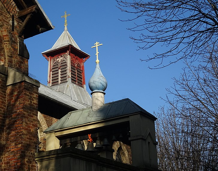 église orthodoxe, Paris